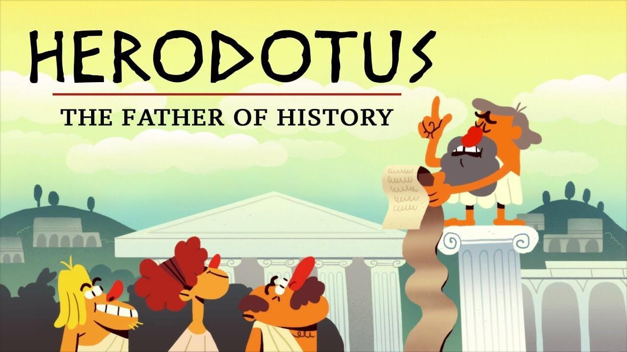 Ηρόδοτος Ο πατέρας της ιστορίας filologika.gr