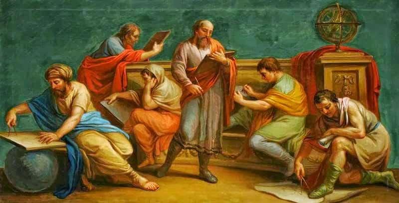 Ευρωπαϊκή Πρωτοβουλία για την Ανάδειξη Αρχαιοελληνικών Φιλοσοφικών Θεωριών