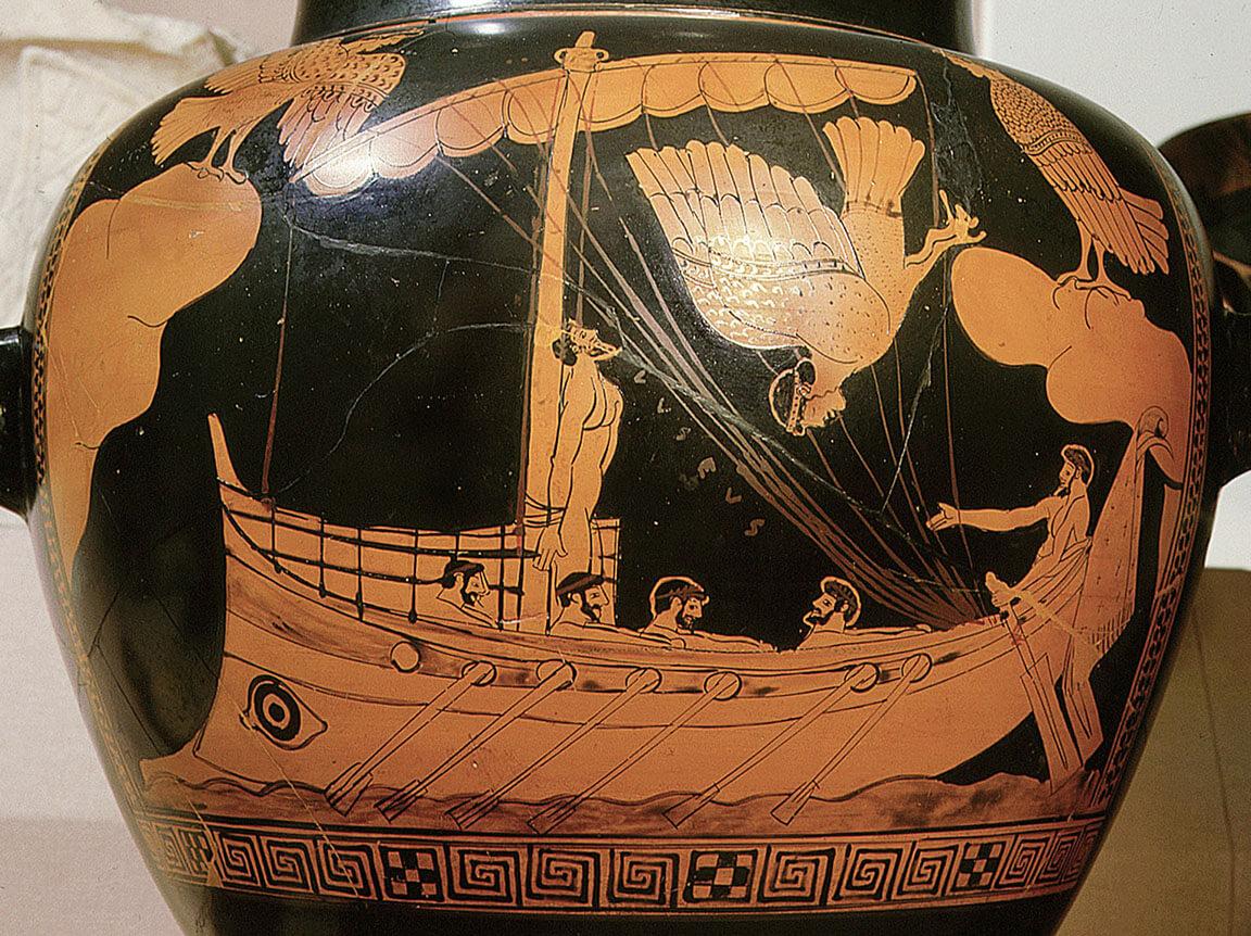 Αρχαιότερο Ελληνικό Ναυάγιο